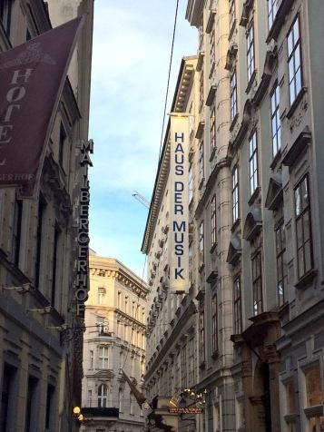 Rue de la maison de la musique
