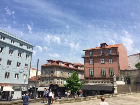 Une rue de Porto