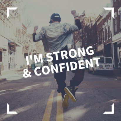 I'm Strongand Confident