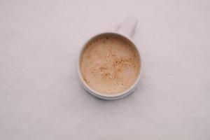 Eggnog lait de poule
