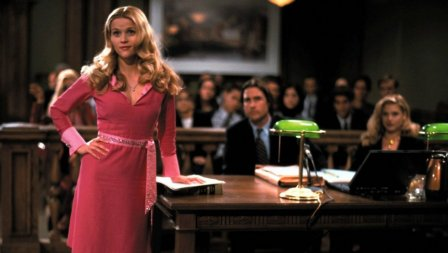 Legally blonde de hollywood reporter